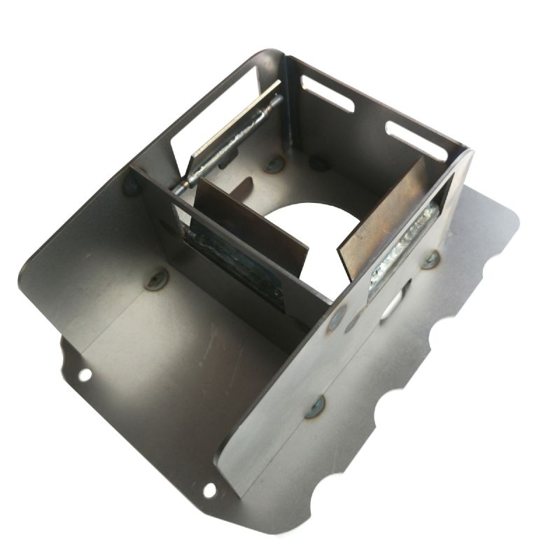 Gated Sump Baffle Plate Ford Cosworth YB 2WD GGR3109